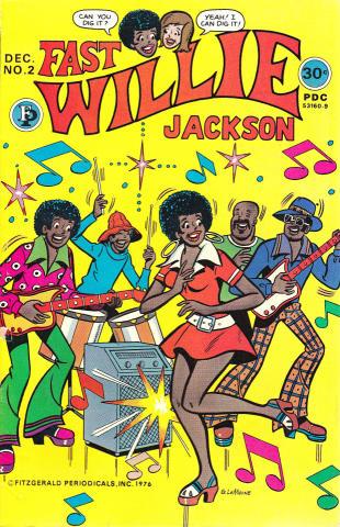 Fast Willie Jackson #2
