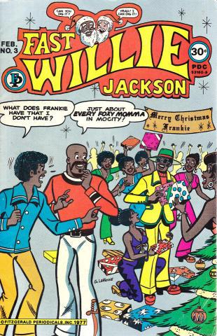 Fast Willie Jackson #3