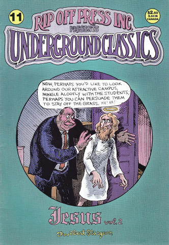 Rip Off Press: Underground Classics #11
