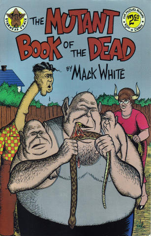 Starhead Comix: The Mutant Book Of The Dead #1