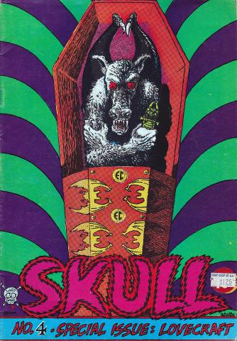 Last Gasp: Skull #4