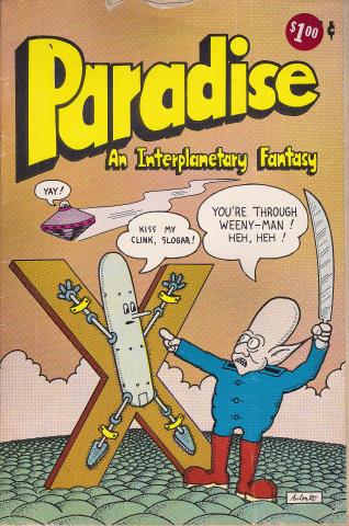 Paradise, An Interplanetary Fantasy