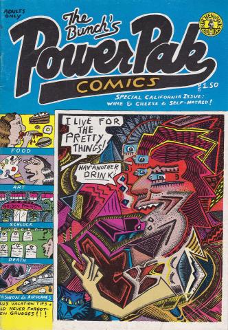 Kitchen Sink: The Bunch's Power Pak Comics #2