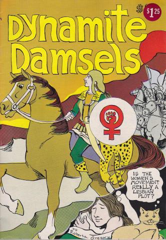 Dynamite Damsels #1