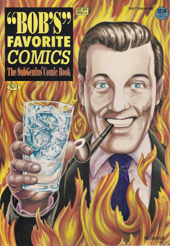 Bob's Favorite Comics #1