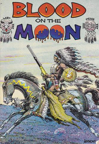 Last Gasp: Blood On The Moon