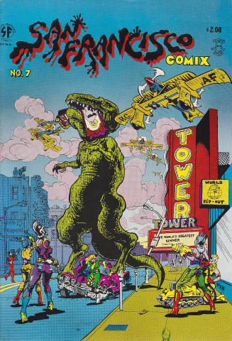 San Francisco Comic Book #7