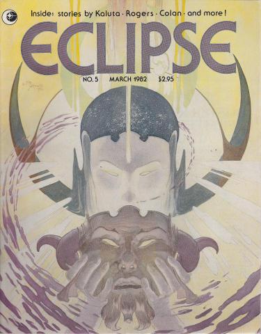 Eclipse Vol. 1 No. 5