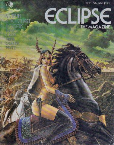 Eclipse Vol. 1 No. 1