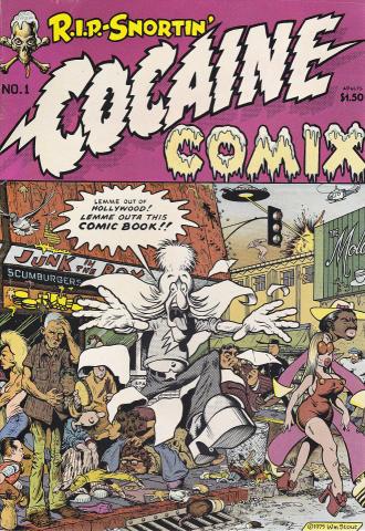 Last Gasp: Cocaine Comix #1