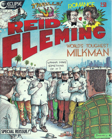 Reid Fleming, World's Toughest Milkman Vol. 1 No. 1