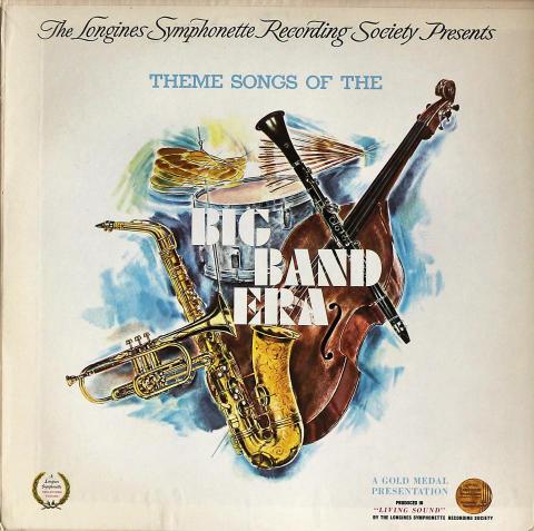 "Theme Songs Of The Big Band Era Vinyl 12"""