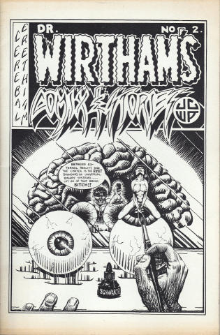 Dr. Wirthams Comix & Stories No. 2