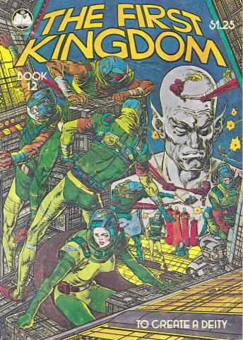 The First Kingdom No. 12