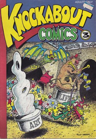 Knockabout Comics #3
