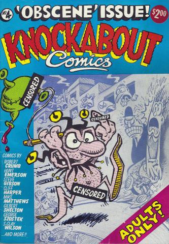 Knockabout Comics #4
