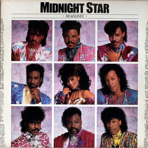 Midnight Star Vinyl 12""