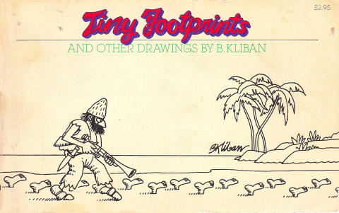 Tiny Footprints And Other Drawings