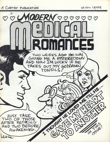 Modern Medical Romances