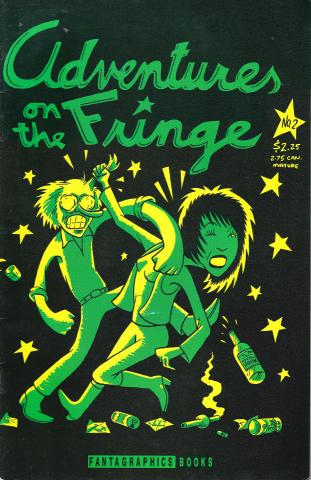 Adventures on the Fringe #2