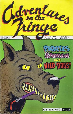 Adventures on the Fringe #5