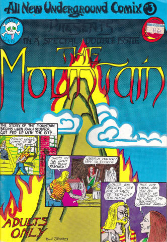 Last Gasp: All New Underground Comix #4 - The Mountain / High School Funnies