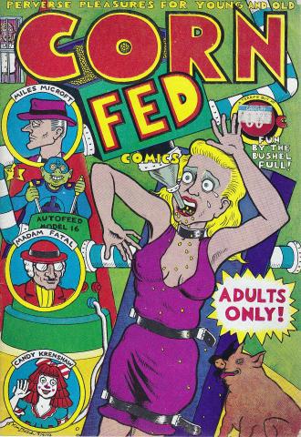 Corn Fed Comics #1