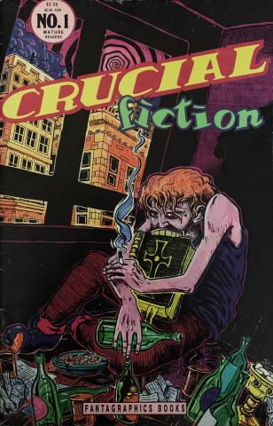 Fantagraphics: Crucial Fiction #1