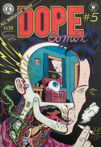 Kitchen Sink: Dope Comix #5