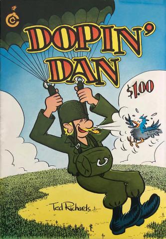 Last Gasp: Dopin' Dan #2