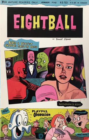 Fantagraphics: Eightball #5