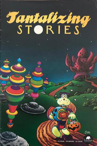 Tundra Publishing: Tantalizing Stories #1