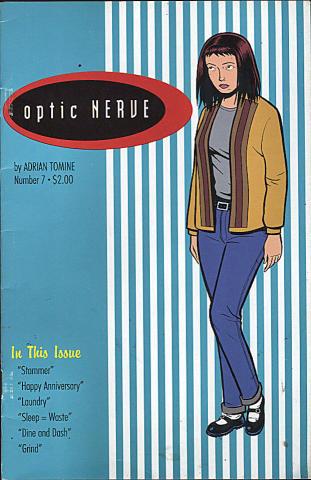 Optic Nerve #7