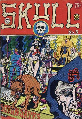 Last Gasp: Skull #5