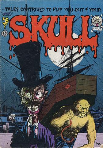 Last Gasp: Skull #6