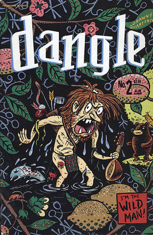 Drawn and Quarterly: Dangle #2