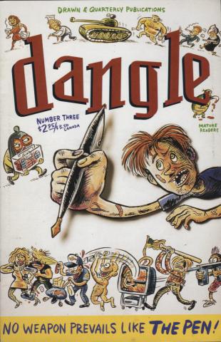 Drawn and Quarterly: Dangle #3
