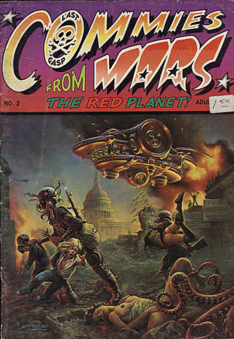Commies From Mars #2