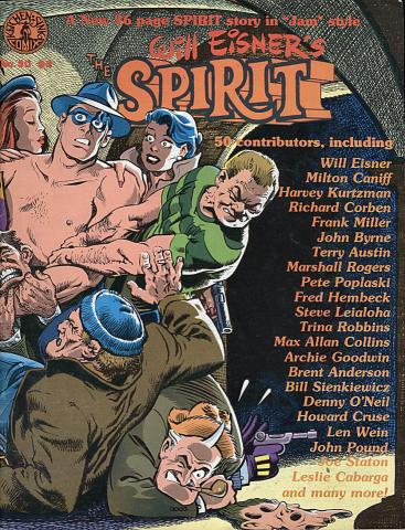 Kitchen Sink: The Spirit #30