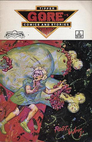 Revolutionary Comics: Tipper Gore's Comics and Stories #5