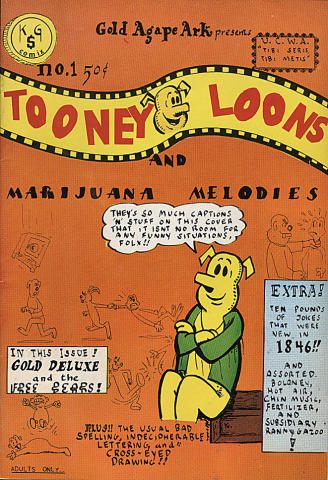 Tooney Loons and Marijuana Melodies #1
