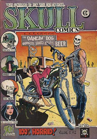 Skull Comics #2