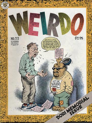 Last Gasp: Weirdo #22