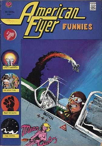 American Flyer Funnies #1