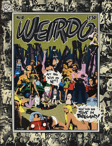 Last Gasp: Weirdo #6