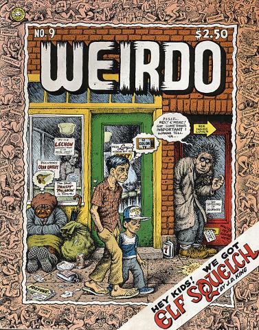 Last Gasp: Weirdo #9