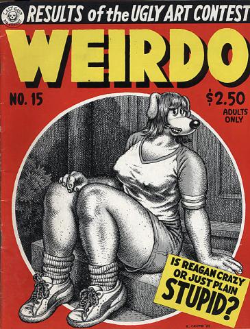 Last Gasp: Weirdo #15