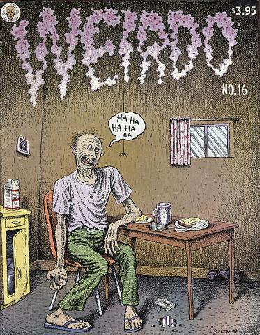 Last Gasp: Weirdo #16
