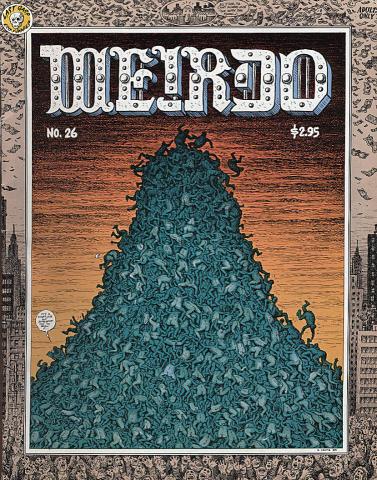 Last Gasp: Weirdo #26