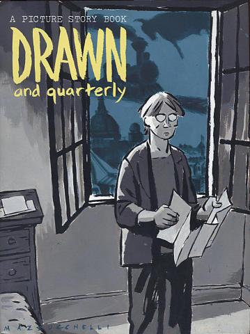 Drawn and Quarterly Vol. 2 #2